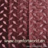 Wholesale Chenille Sofa Fabric Chenille Curtain SHSF01521 from china suppliers
