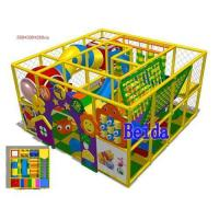 Soft indoor play BD-E650 Manufactures