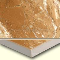 Buy cheap Compound Stone Red Marble Photo Gallery from wholesalers