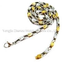 China Stainless Steel Necklace (Z0-9613) on sale