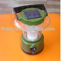 Buy cheap Solar Lantern for camping, HTPSL002 from wholesalers