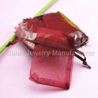 Buy cheap Organza Gift Bag Packaging Accessory(Pattern&Colors Random Or Assorted) from wholesalers