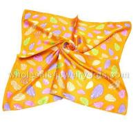 Buy cheap Wholesale Square Silk Scarves For Women Korea from wholesalers