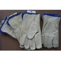 Wholesale Pigskin leather gloves HGG008  Pigskin leather gloves from china suppliers