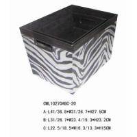 Wholesale Set/3 Storage Bin from china suppliers