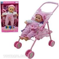 Hot Toy Dolls,Baby Doll Buggy Stroller Set,Doll Cart Manufactures