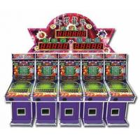 7 Colors Dragons Pearls Pinball Game Machine Manufactures