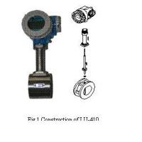 Buy cheap Technical data for the sensor of LU-411 (sandwich) vortex from wholesalers