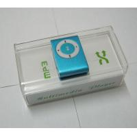 Buy cheap Super promotion Blue ipod shuffle style 1GB mp3 player from wholesalers