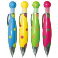 Wholesale Plastic Ball PenRetractable Ball Pen from china suppliers