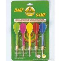 Sports&Games 3pc Brass Darts Manufactures