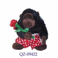 China Animal Plush Gorilla(QZ-09422) on sale