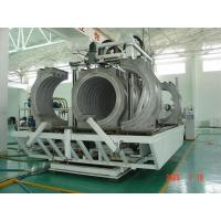 Buy cheap HDPE/PVC double wall Corrugated Pipe Production line from wholesalers