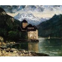 Wholesale Impressionist(3830) Chateau du Chillon from china suppliers