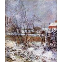 Buy cheap Impressionist(3830) Snow, Rue Carcel product