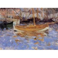 Wholesale Impressionist(3830) The_Port_of_Nice from china suppliers