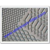 Wholesale Hookstrip Flat Screen Expanded Metal Expanded Metal from china suppliers
