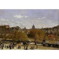 Wholesale Impressionist(3830) Quai_du_Louvre from china suppliers