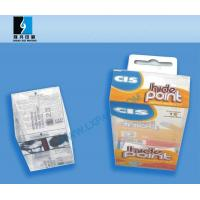 Buy cheap Printing sticker Stand Clear Plastic Packaging Boxes from wholesalers