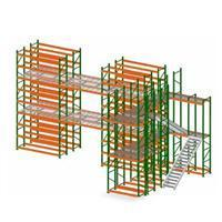 Buy cheap Storage Mezzanines from wholesalers