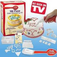 Buy cheap Kitchenware MY-TV0208 100 Piece Cake Decorating Kit from wholesalers