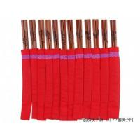 Wholesale Iron Wood Carved 12 symbolic animal chopsticks from china suppliers