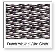 Wholesale Dutch Woven Wire Cloth from china suppliers