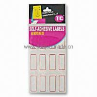 Buy cheap 【T0320】Square Note Label from wholesalers