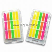 Buy cheap 【T0303】Fluorecent Square Note Label from wholesalers
