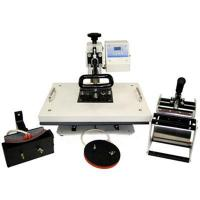 Wholesale Combo Heat Presses 【Product Name】Heat Press Machine(4-in-1) from china suppliers