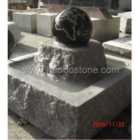 Wholesale Memorial Plaque Fountain, Water feature HBW-445 from china suppliers