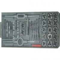 Buy cheap Drills 059-55 40pcs Hss Tap & Die Set from wholesalers