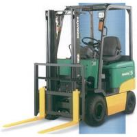 Buy cheap 1.5T electric pneumatic tire forklift from wholesalers
