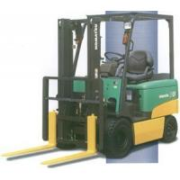 Buy cheap 2.5T electric pneumatic tire forklift from wholesalers