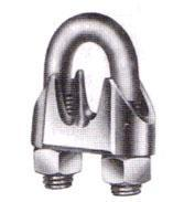 Wholesale RIGGING ALTM GAL MALLEABLE WIRE ROPE CLIPS from china suppliers