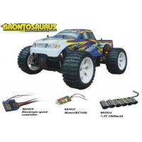 Buy cheap R/C Gasoline Car 1/10 R/C EP monster truck from wholesalers