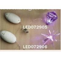 Buy cheap Christmas lights BATTERY OPERATED LED LIGHT from wholesalers