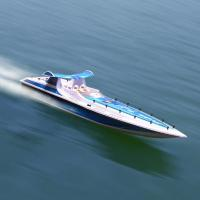 Buy cheap gas powered boat from wholesalers
