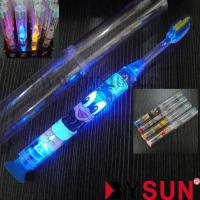BS-187 Novelty flash timer toothbrush Manufactures
