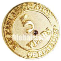 Buy cheap Die Struck lapel pin from wholesalers