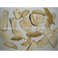 Buy cheap Freeze Dried Mushroom Freeze Dried Porcini Slice from wholesalers