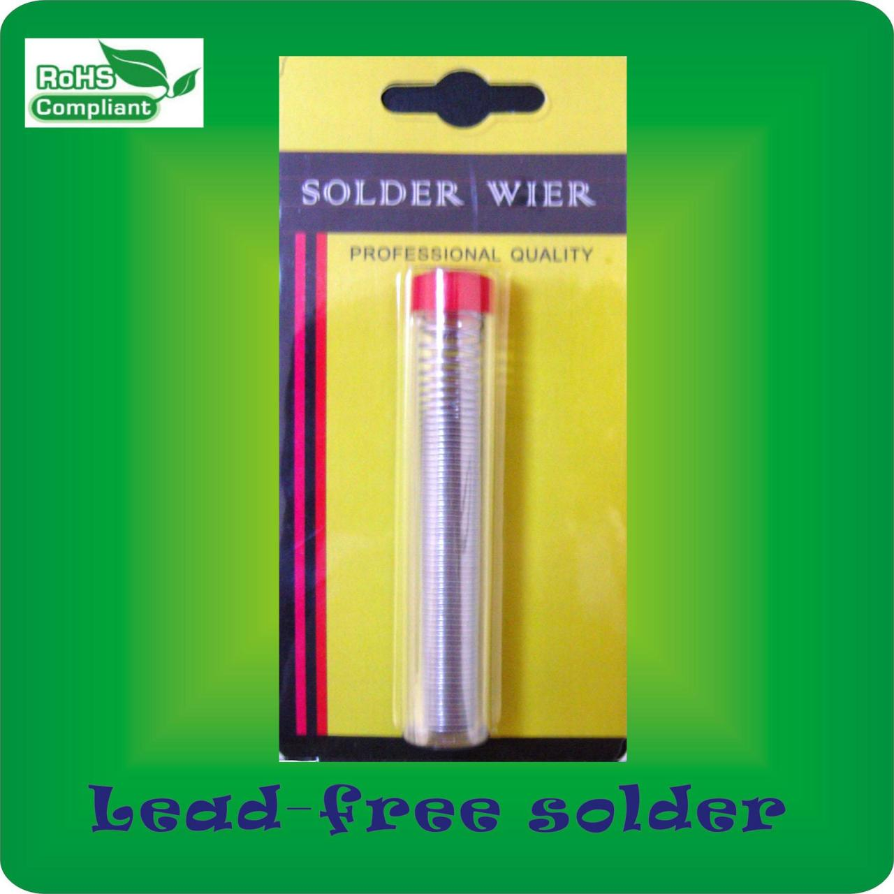 Buy cheap Lead-free solder products from wholesalers