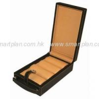 Buy cheap PU Leatherette 4-Storages Watch Box from wholesalers
