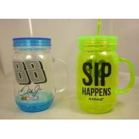 Buy cheap plastic drinkware TR-A25PS mason jar from wholesalers
