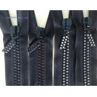 Buy cheap Diamond plastic zipper with DTM Tape from wholesalers
