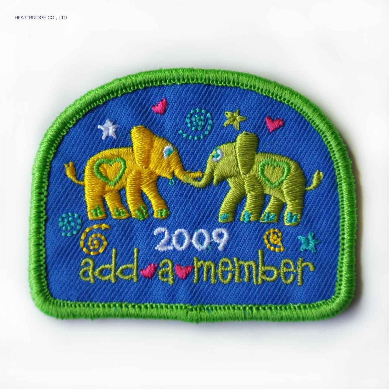Buy cheap Embroidery Patches and Badges for clothing from wholesalers