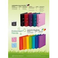 Buy cheap Lamination Lever Arch File / Ring Binder from wholesalers