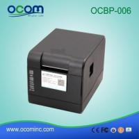 Wholesale OCBP-006: China barcode printer to print stickers, sticker printing machine for sale from china suppliers
