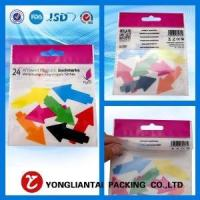 China Polybag with header card packaging,polybag with header wholesale- header bag-1212 on sale