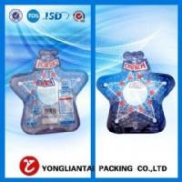 Buy cheap Shaped plastic bags customized,shaped spout manufacture from wholesalers
